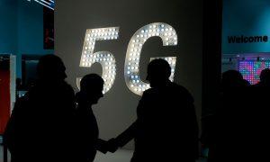 Pentagon Report Warns of China's Dominance in 5G Spectrum