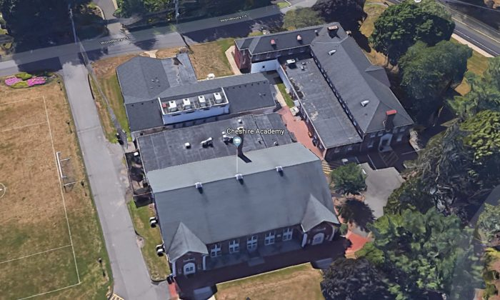 The Cheshire Academy in Connecticut. (Screenshot via Google Maps)