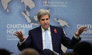 Presidential Envoy for Climate Kerry: Laid Off Oil and Gas Workers Can Work on Solar Panels