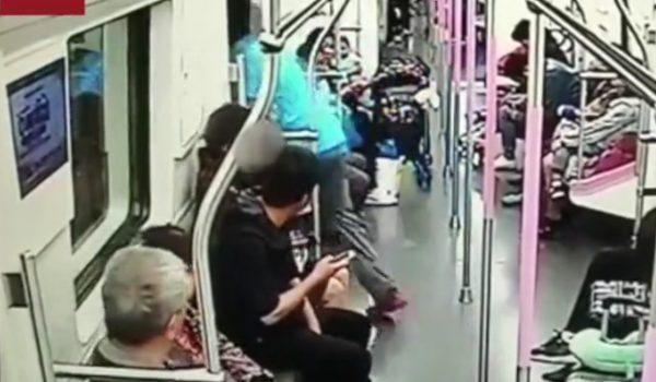Subway hit
