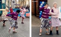 Video: These Grandmas Are Living Proof You're Never Too Old to Dance