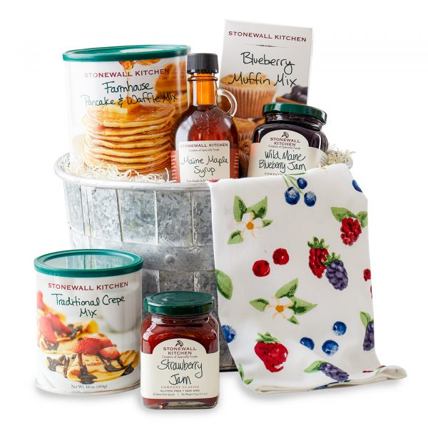 Stonewall Kitchen Breakfast Gift