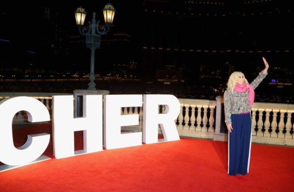 Cher unveils a show in Las Vegas