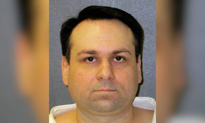 John William King. (Texas Department of Criminal Justice via AP)