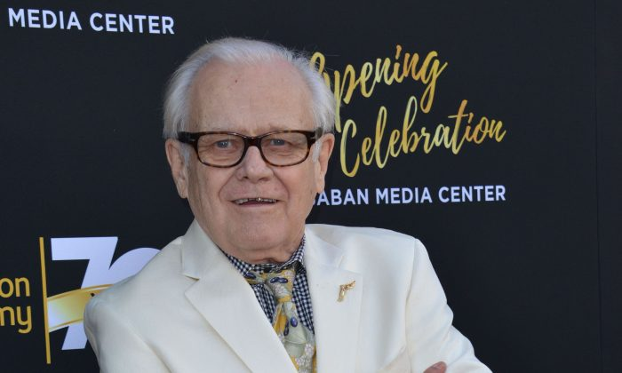 Ken Kercheval attends the Television Academy 70th Anniversary Celebration, in Los Angeles, Calif., on June 2, 2016. (Chris Delmas/AFP/Getty Images)