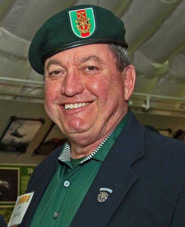 Hendrick was a Green Beret