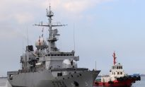 In Rare Move, French Warship Passes Through Taiwan Strait