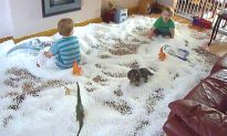 So Terrible, It's Adorable: Watch How These Kids Make HUGE Mess