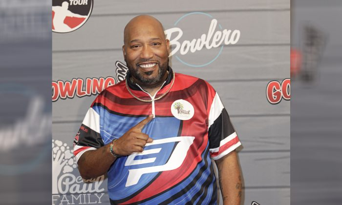 Houston rap artist Bun B on the red carpet during the 2019 State Farm Chris Paul PBA Celebrity Invitational on January 17. (Bob Levey/Getty Images for PBA)