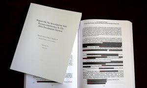 The Mueller Report: $25 Million to Disprove Steele Dossier