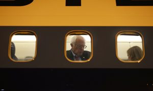 The Aristocracy of Air Travel and Bernie Sanders's Crusade Against Inequality and Justice in America