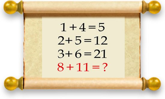 Can You Solve the Sequence? There Are 2 Solutions (but You'll Need an IQ of 130+)
