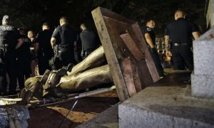 2 Guilty for Toppling N Carolina Campus's Confederate Statue