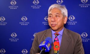 Mayor Commends Shen Yun for Preserving Traditional Chinese Culture