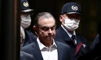 Ghosn Freed on Bail Again After Being Jailed on New Charges