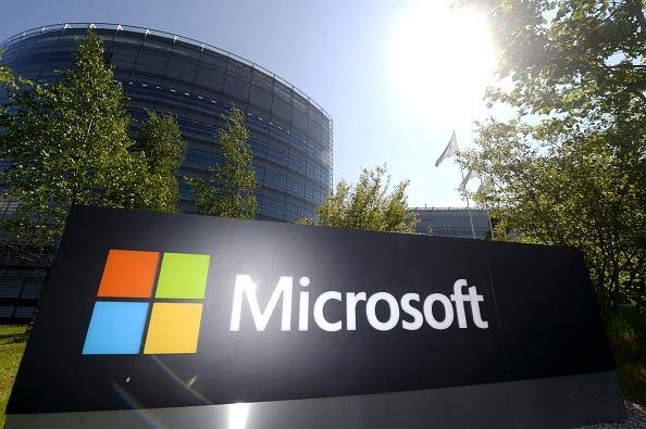 Microsoft's Finnish headquarters in Espoo on May 25, 2016. VESA MOILANEN/AFP/Getty Images