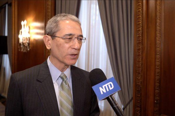 Gordon Chang CPDC