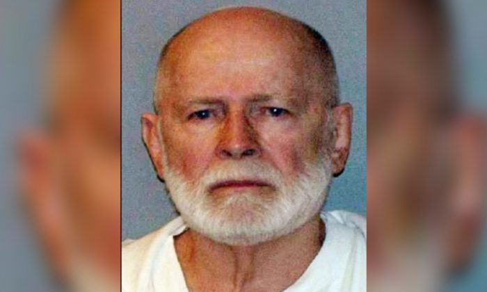 "James ""Whitey"" Bulger. (U.S. Marshals Service/AP Photo)"