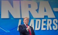 President Trump Withdraws From UN Arms Trade Treaty at NRA Convention