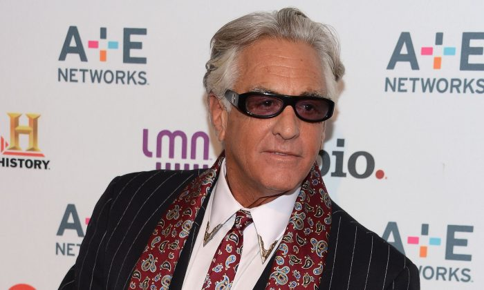Barry Weiss of Storage Wars attends the A+E Networks 2012 Upfront at Lincoln Center in New York City on May 9, 2012.  (Photo by Dimitrios Kambouris/Getty Images)