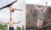 These People Are Showing Off Their Unusual Talent