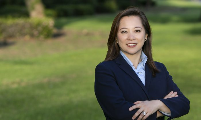 Yorba Linda Councilwoman Peggy Huang is running for Congress. (Courtesy Peggy Huang)