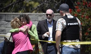 Shooting Reported at San Diego Synagogue, 1 Dead 3 Injured, 19-Year-Old Man Arrested