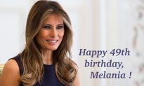 Melania Trump Celebrates 49th Birthday Dining With President and Japan's Prime Minister