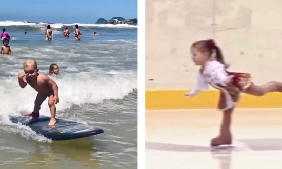 Video: you won't believe what these kids are capable of doing