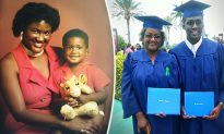 Mother & Son Finish College Together After Tough Times, Losing Their Home, Beating Cancer