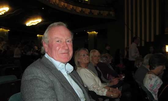 Former Diageo Director Says Shen Yun Is 'Just Amazing'