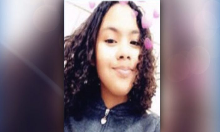 A missing child alert has been issued for Christie Tineo, 16, according to Florida authorities. (Florida Department of Law Enforcement Tallahassee)