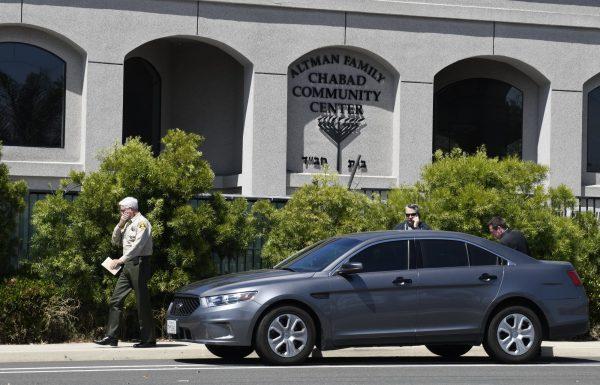 San Diego Synagogue shooting 2