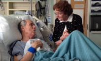 Elder Woman Visits Husband in Hospital. It's Magical, When They Start Singing Together,