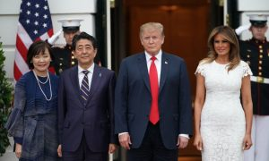 Trump: US, Japan Close to Reaching Trade Deal