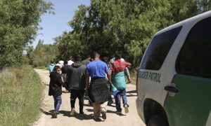 Border Patrol: 'Kids Are Being Rented'