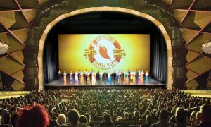 Officials Welcome Shen Yun to Alaska