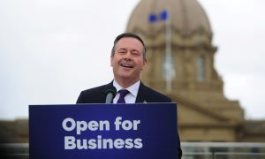 Jason Kenney Officially Sworn in as Alberta's 18th Premier; Names First Cabinet