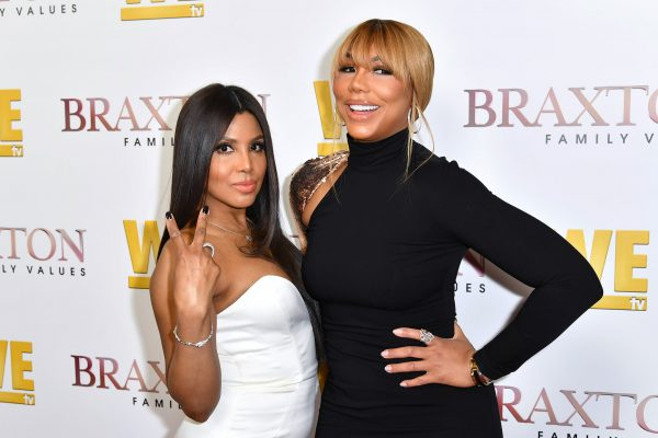 Toni and Tamar braxton