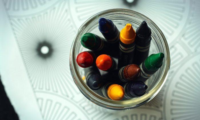 File photo of crayons. (Pixabay)