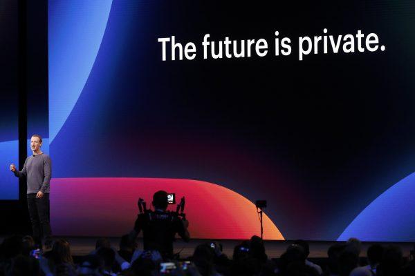 Facebook future is private