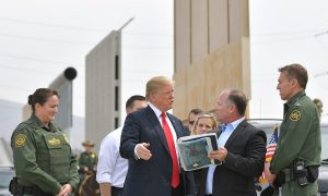 White House Requests $8.6 Billion for Border Wall, Clamps Down on Asylum Fraud
