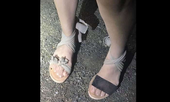 410d9ebf5 Arizona Sheriff's Office Denies 'Sandal-Shaming' Hiker After Lengthy ...