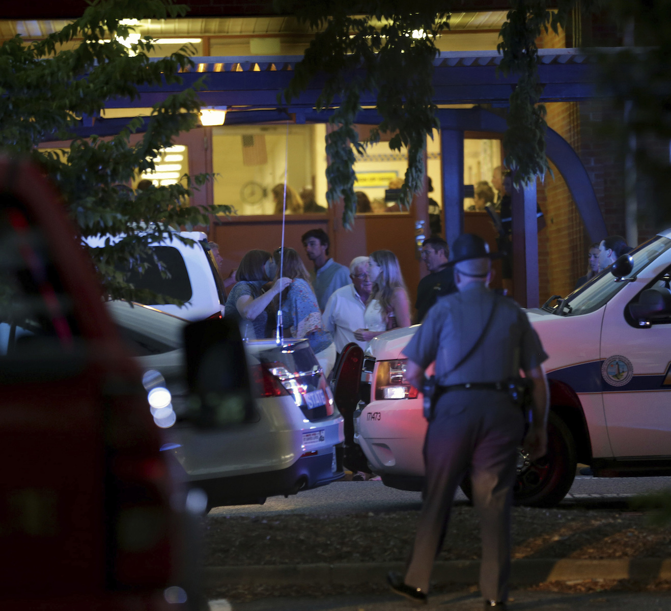 Mass shooting in Virginia Beach leaves 11 dead