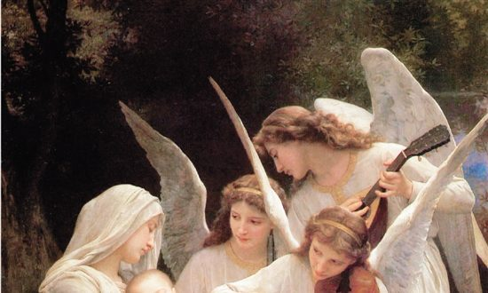 Aligning With the Will of Heaven: 'The Virgin With Angels'