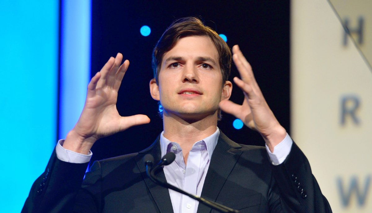 TV Host Asks Ashton Kutcher How She Can 'Pray for Him' - His Answer Astonished Them