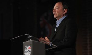 Banning Any Head Contact Would Mean End of All Hits in NHL, Bettman Says