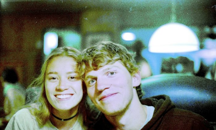 Riley Howell (R). (Matthew Westmoreland via AP)