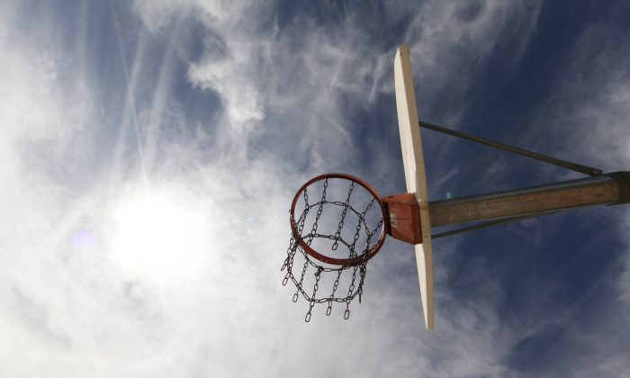 File photo of a basketball hoop. (Pixabay/CC0)