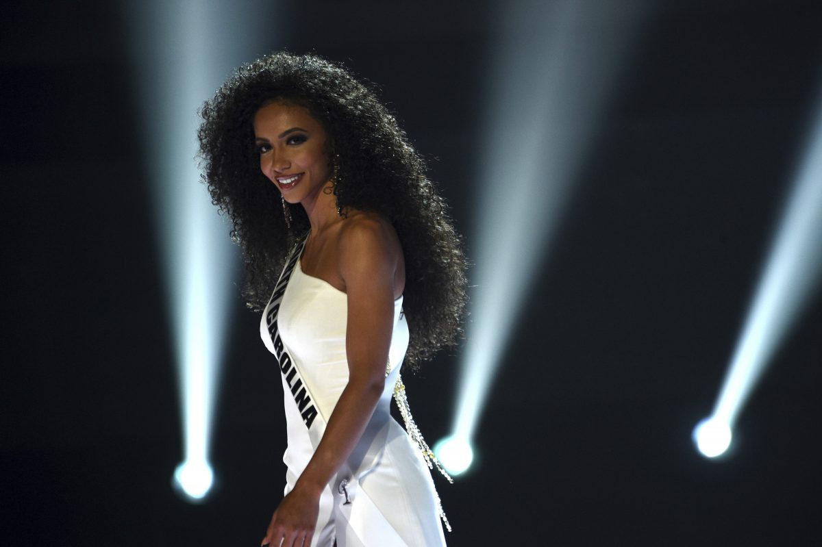 Cheslie Kryst lawyer Miss USA 2019